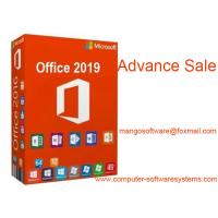 FPP Retail Key Microsoft Office 2019 Professional COA License Sticker Manufactures