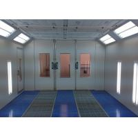 Pressurized Downdraft Garage Spray Booth Oven Industrial Color Optional Manufactures