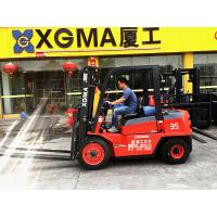 3m Lifting Height Internal Combustion Forklift 2 Stage With High Power AC Motor Manufactures