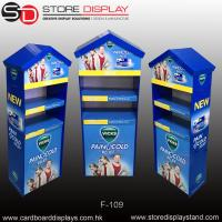 PDQ custom display stand shelf in house structure Manufactures