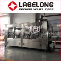 China Automatic Filling Machine For 5 Gallon Bottle , Silver Volumetric Filling Machine on sale