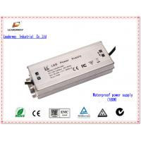 wonderful 150W 3,600mA IP67 waterproof LED power supply for LED bay light Manufactures