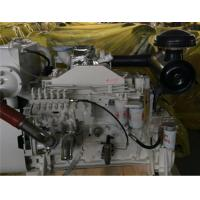 110kw 150HP High Speed Cummins Marine Diesel Engines 6 Cylinder CCS Certification Manufactures