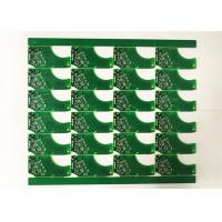 Buy cheap Custom Size Multilayer 4L Automotive PCB Green Soldmask 2OZ HASL Surface from wholesalers