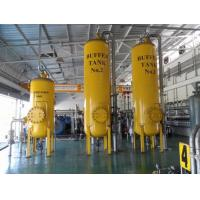 Buffer Tanks Natural Gas Machinery 2m3-5m3 Volume For Stabilizing The Natural Gas Manufactures