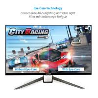 Light Weight 27 Inch 1440p Gaming Monitor , Ultra Slim Gaming Computer Screen Manufactures