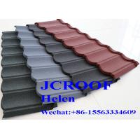 China House Coated Metal Roofing Sheets Al-Zn Sheet Terracotta 0.4 Corrugated on sale