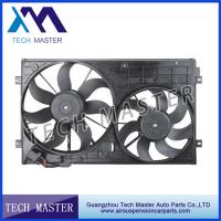 OEM 1TD121203A Car Electric Cooling Fan Dual Fan For VW DC 12V 1 Year Warranty Manufactures