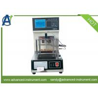 Buy cheap Automatic Softening Point Test Instrument with Ring And Ball Apparatus from wholesalers
