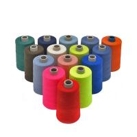 China Customized Spun Polyester Sewing Thread High Strength Low Shrinkage on sale