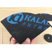 Sound Reducing Foam Waterproof Black Various Size Sound Absorption Materials Manufactures