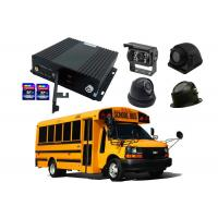 DVR sd card recorder 4 channel with 4G GPS WIFI for Option for vehicle Manufactures