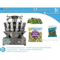 Fresh lettuce packing machine, fresh lettuce packing machine, fresh lettuce filling machine, lettuce salad packing machi Manufactures