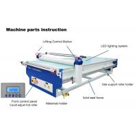 Large Format Flatbed Laminating Machine With Cutting Pad And Cutter 1500 / 3000mm Manufactures