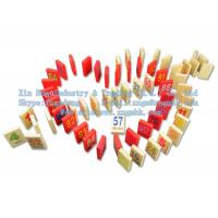 Wooden digital blocks, early childhood wooden toys, wooden picture flashcards Toys Manufactures