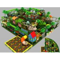Happly Castle Indoor Playroom Equipment Huge Play Station In Dinosaur World Manufactures