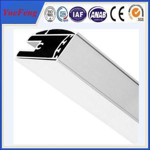 aluminum shower screen profile manufacturer, polishing aluminium profiles shower enclosure Manufactures