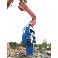 Buy cheap High Precision Hydraulic Impact Hammer Pile Driver Short Working Period from wholesalers