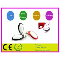 Plastic Olympic gifts Customized USB Flash Drive AT-223 with 1G 4G 8G 16G momery Manufactures