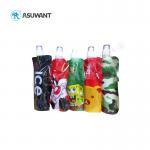 Heat Sealed Mylar Plastic Liquid Storage Bags 110-130 Mic Customized Printing Manufactures