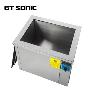 China 28kHZ Ultrasonic Cleaning Machine Large Capacity 30 - 110°C Heating on sale