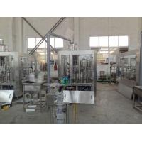 Juice Bottle Filling Machinery SS304 For 500 ML Carbonated Drink Barrel Manufactures