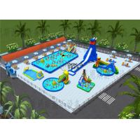 Alliance Customize Portable Water Slide Customized Water Plan Business Manufactures