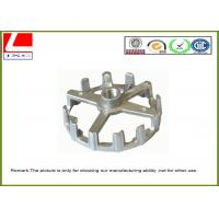 Custom Aluminum Die Casting Parts , Painting Or Clear Anodize Surface Manufactures