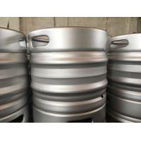 China stainless steel 304 beer barrel keg stackable 30L , with pickling and passivation for brewery on sale