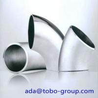 A403 WP316 Stainless Steel Elbows SCH10 - SCH160 XXS 45 90 180 Degree Manufactures