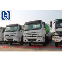 Concrete Mixing Equipment SINOTRUK HOWO7 12CBM 336HP 6X4 LHD ZZ1257N4048W With Italy pto Manufactures