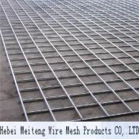 Galvanized welded wire mesh/pvc coated welded wire mesh/stainless steel welded wire mesh Manufactures