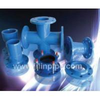 China Ductile Iron Pipe Fittings(en545, En598) Iso2531 on sale
