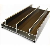 Acid Resistant Extruded Aluminum Electronics Enclosure Track For Sliding Door Manufactures