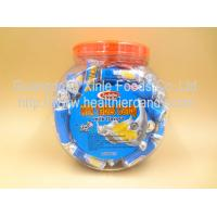 Low Calorie Energy Roll Milk Candy Sugar Tablet Compressed Jar Packed Manufactures