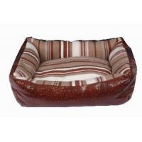 Streaky Rectangle Pet Bed (Item No: FCD1006) Manufactures