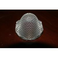 China sturdy Hardware steel Galvanized Woven Wire Mesh For Vents , Louvers on sale
