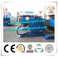 1T advanced Small Welding Positioner equipment , Turntable Weld Manipulator CE Manufactures