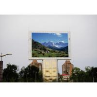 Epstar / Silan led display board outdoor with Silan IC for commercial Manufactures