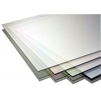 Transparent Flat Solid Polycarbonate Sheet Plastic Greenhouse Roof PanelsUV Treated Manufactures