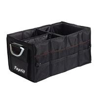 Topfit Folding Trunk Organizer Box, Durable Collapsible Cargo Storage For Car, SUV, Van Manufactures