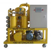 High vacuum transformer oil purification equipment/Transformer oil filtration unit/transformer oil filter series ZYD-N Manufactures
