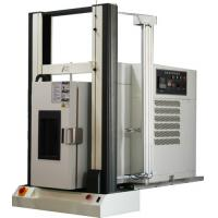 Precision Double Pillar Universal Material Testing Machine with Temperature Test Chamber Manufactures