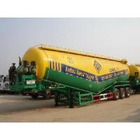 Cement Tanker Semi Trailer Manufactures