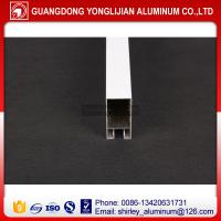 Powder coated aluminum window frame extrusion in China Manufactures