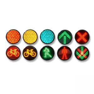 200mm/300mm LED Traffic Light Module Manufactures