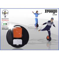 Quality UV04 Ono Wheel Electric Self Balancing Personal Transporter Solowheel Unicycle for Kids Leasing, Tour, Patrol for sale