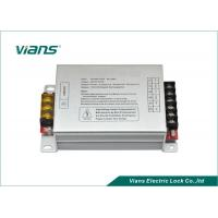 12V 5A Switching Mode Power Supply With Battery Backup For Door Access Systems Manufactures