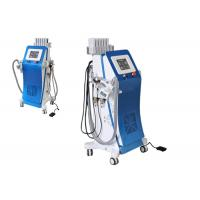 China Ultra Slim Belly Fat Removal Ultrasonic Cavitation Machine Cryo Velashape Laser Lipo Sculpting on sale