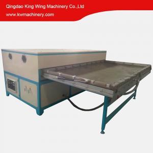 Vacuum press machine Single work table Manufactures